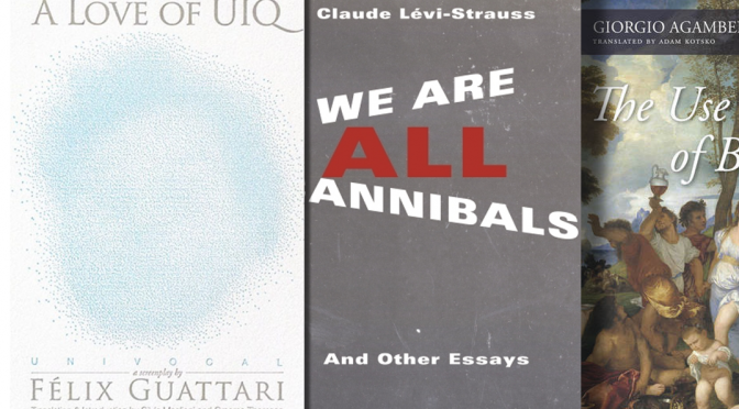 9 Critical Theory Books That Came Out in March, 2016