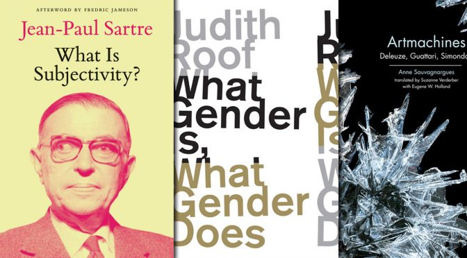 11 Critical Theory Books That Came Out in April, 2016