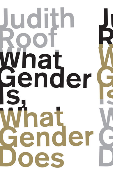 what gender is judith roof