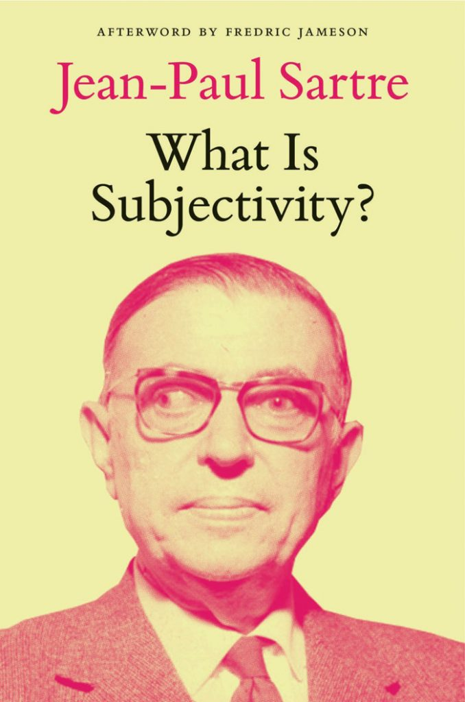 what is subjectivity sartre