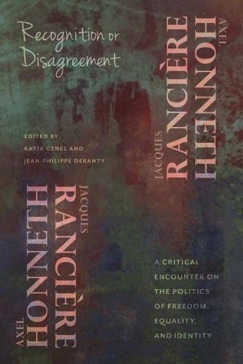 recognition or disagreement ranciere