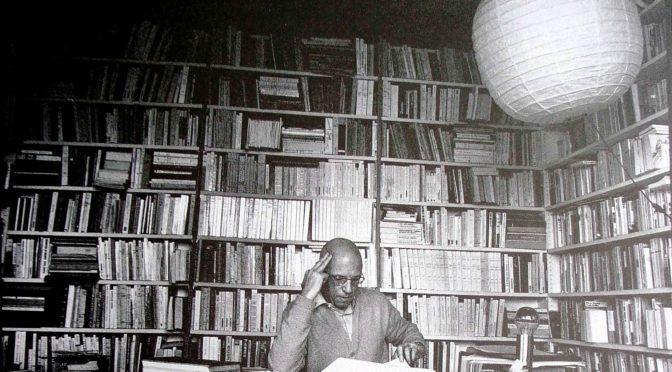 Foucault's Last Decade: An Interview with Stuart Elden