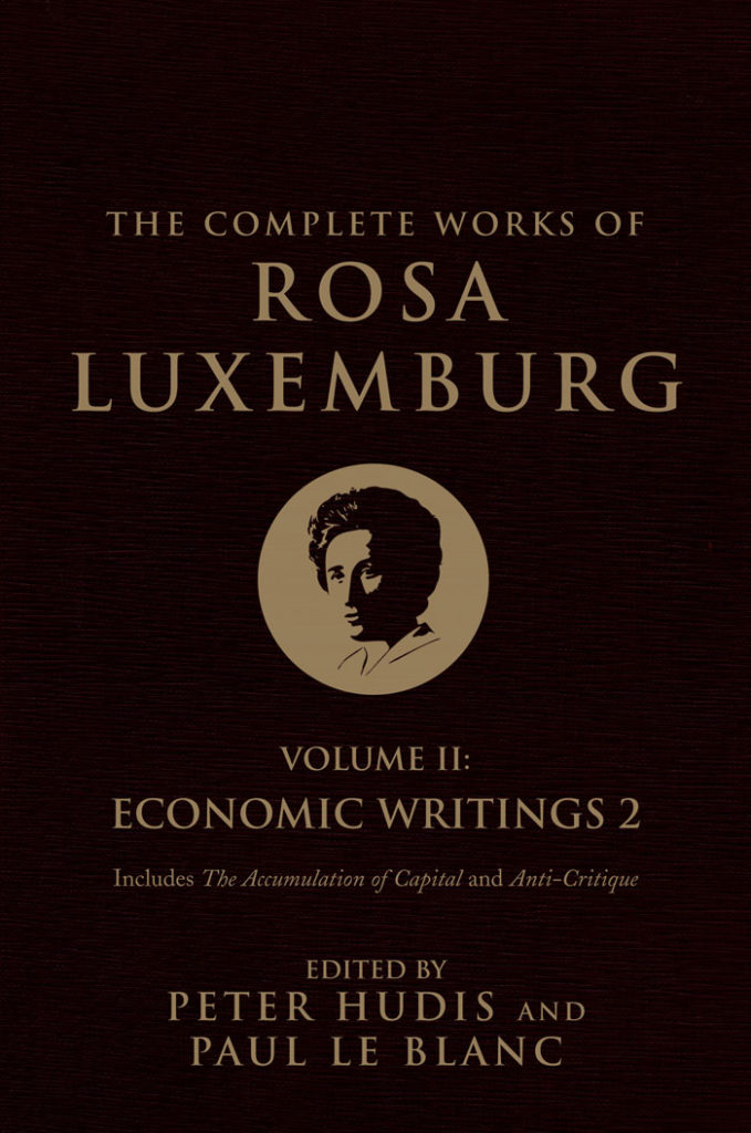 complete work of rosa luxemburg volume 2
