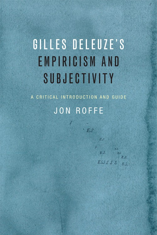 deleuze-empiricism-jon-roffe