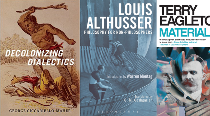 8 Critical Theory Books That Came Out in February, 2017