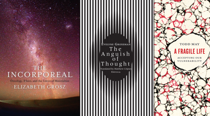 10 Critical Theory Books That Came Out in March, 2017